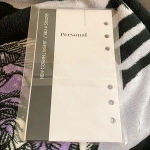 C&P Cornell Note Inserts